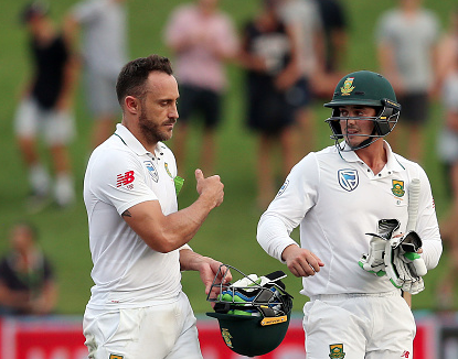 Contrasting styles to rescue Proteas