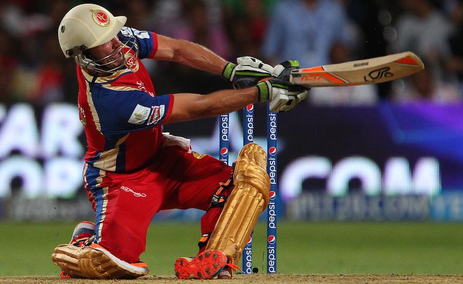 Top 5: De Villiers IPL knocks