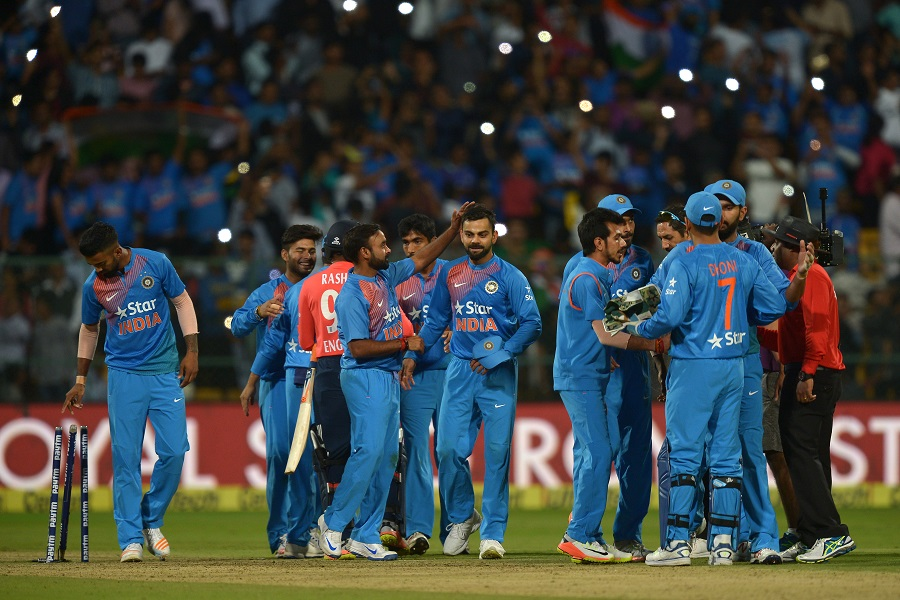 India confirm Champions Trophy participation