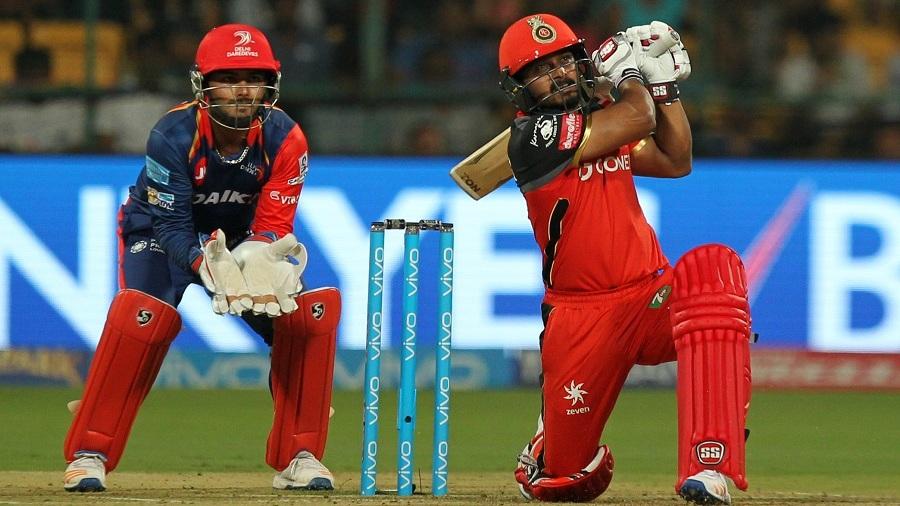Jadhav sets up RCB win