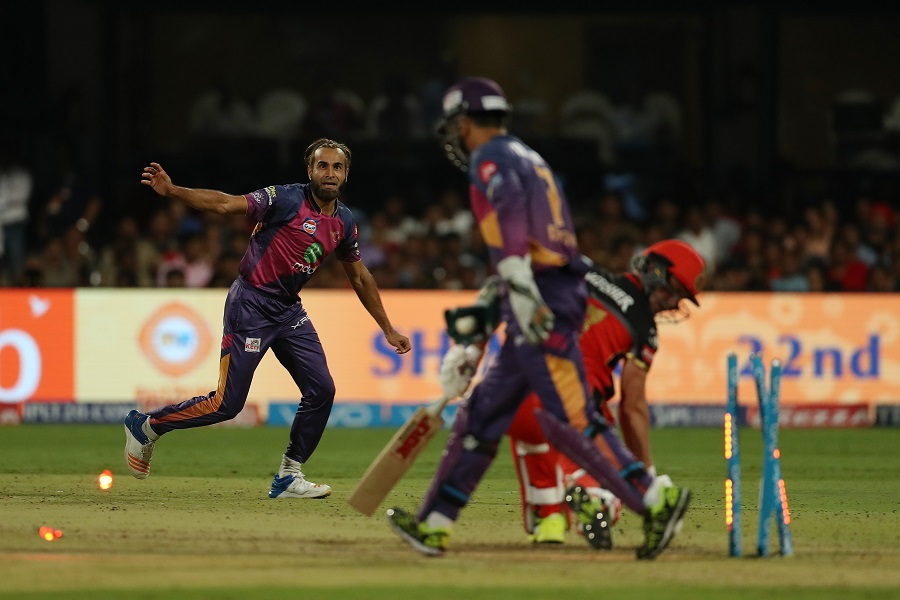 Tahir spins Supergiant to victory