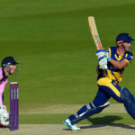 Rudolph passes 10 000 as Glamorgan win