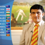 Ganguly's All Time XI