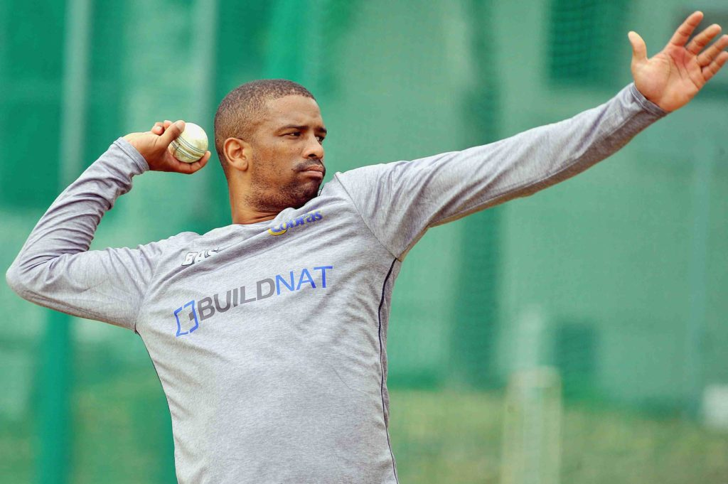 Philander out for a month