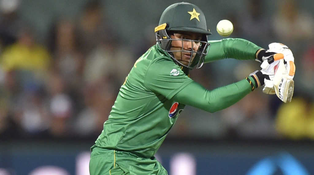 Akmal out of Champions Trophy