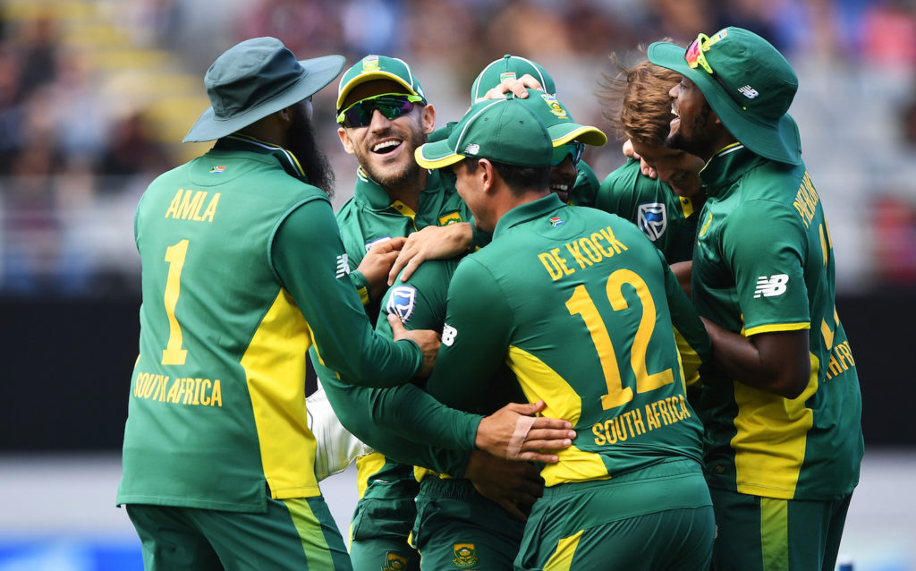 Proteas don't want favourites tag – De Kock