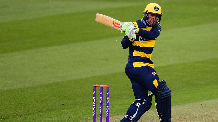 De Lange, Ingram seal Glamorgan victory