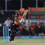 Dhawan strengthens SRH's playoff surge
