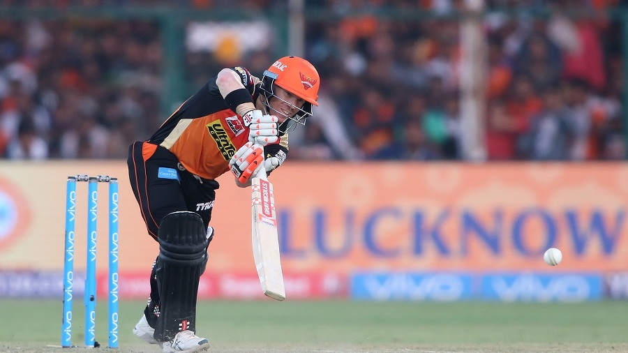 Warner signs off from IPL with World Cup reminder