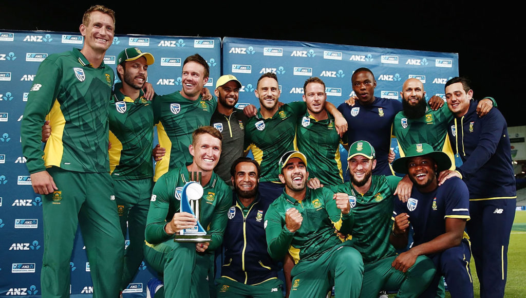 WIN a lunch with the Proteas