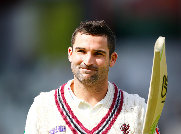 Another fifty for Elgar as Somerset triumph