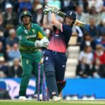 Stokes hammers Proteas