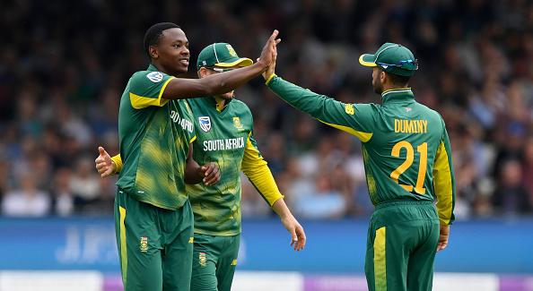 SA finish series on a high