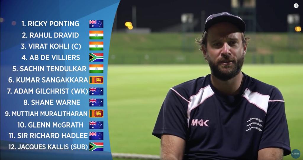Kallis, De Villiers in Vettori's all-time XI