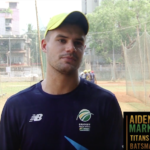 De Bruyn, Markram, Smith on spin-bowling camp