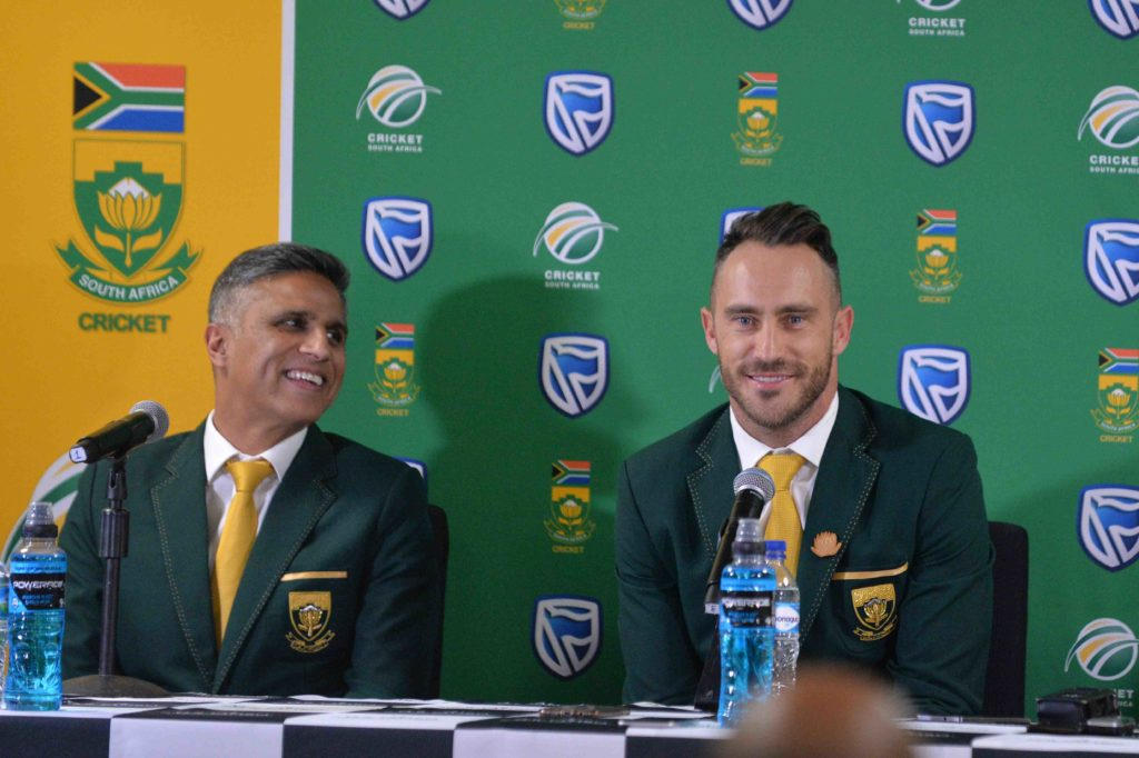 Faf to miss warm-up games