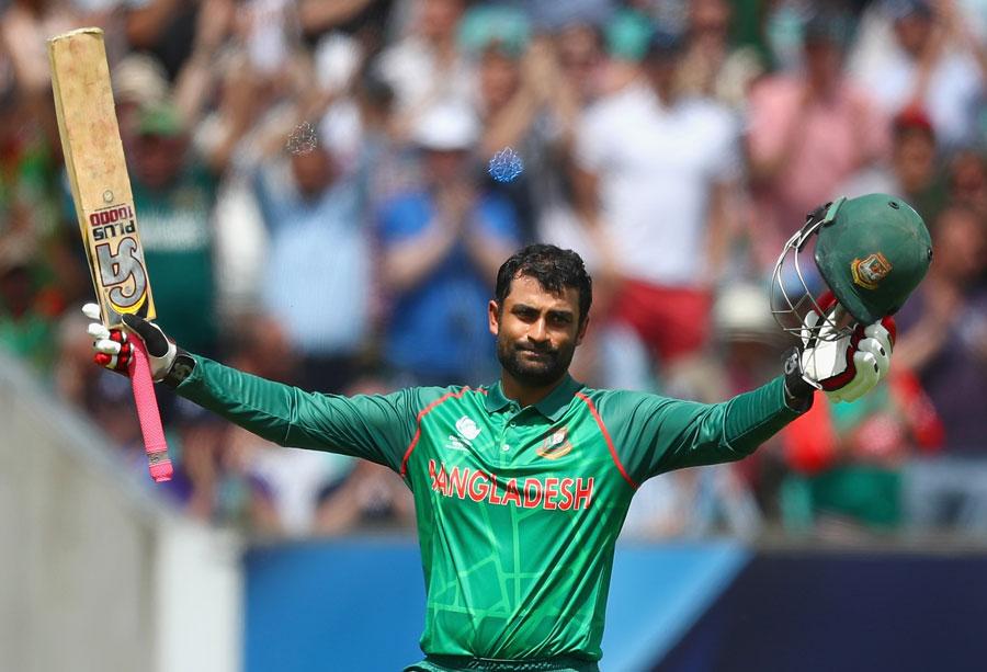 Iqbal ton guides Bangladesh to 305-6