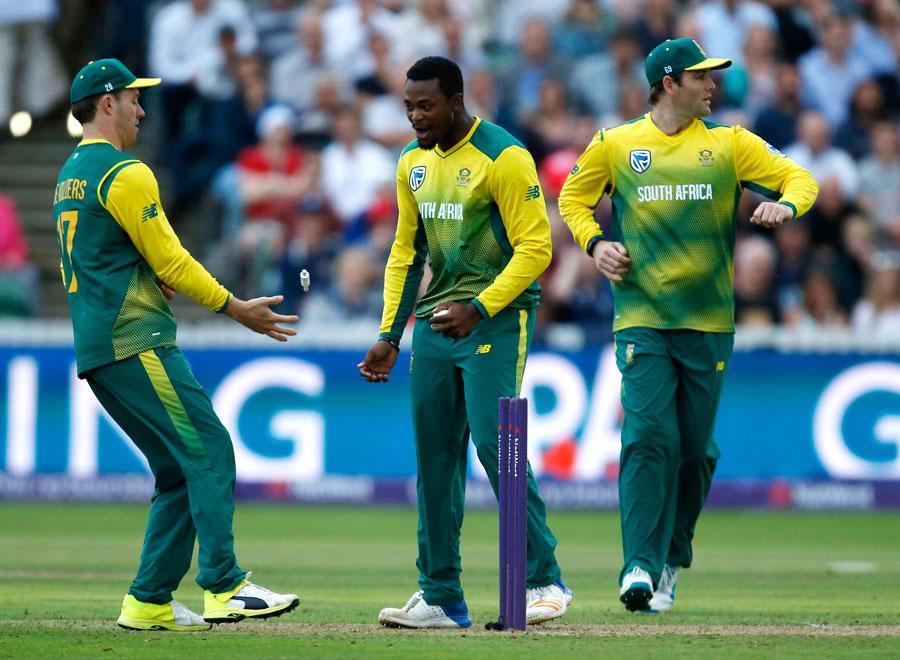 Proteas bowl in T20 decider