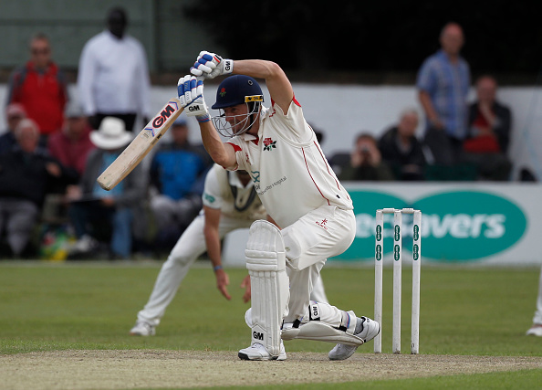 Vilas hits career-best 244 for Lancashire