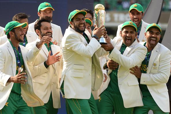 Twitter reacts to Pakistan triumph