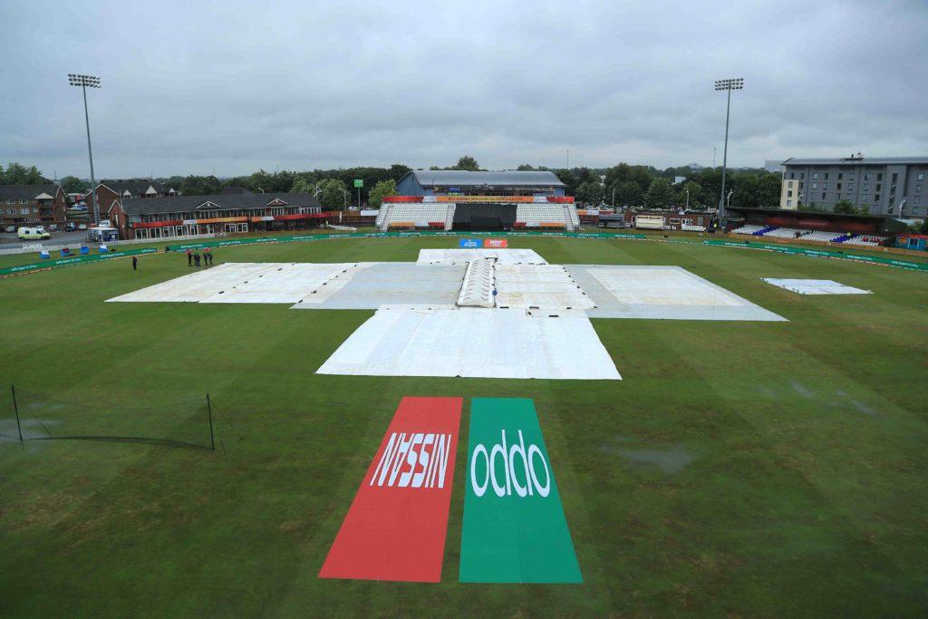 Rain ruins contest in Derby
