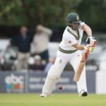 Kuhn, Amla hold firm in rain-ruined day