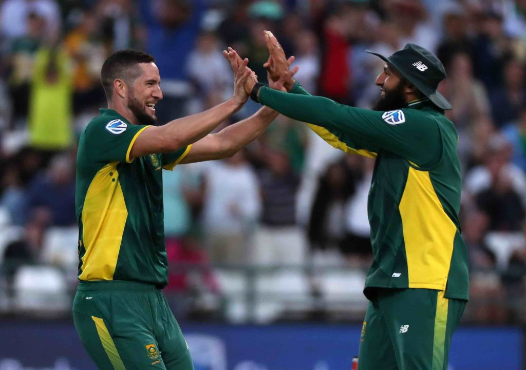 I'm happy with my form – Parnell