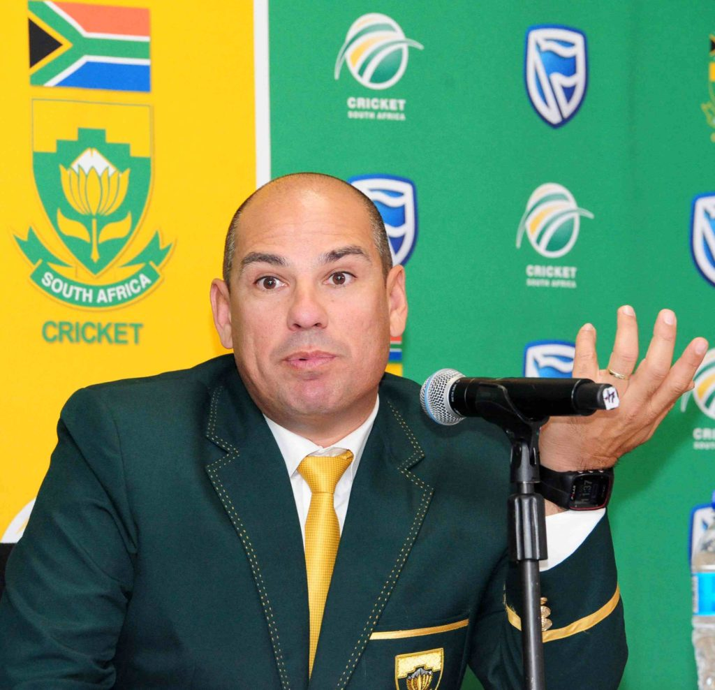 Domingo appointed SA A coach