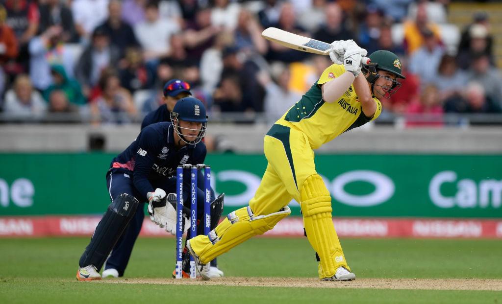Head drags Australia to 277-9