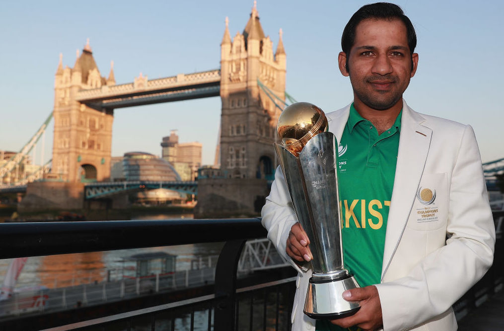 No Proteas in ICC Champions Trophy XI