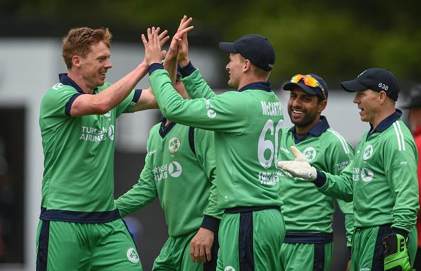 Ireland wicket