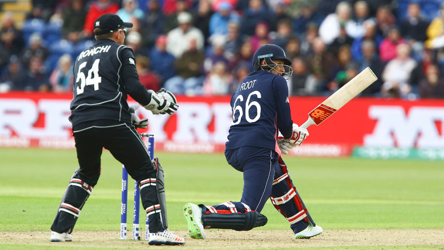 Root and Buttler anchor England