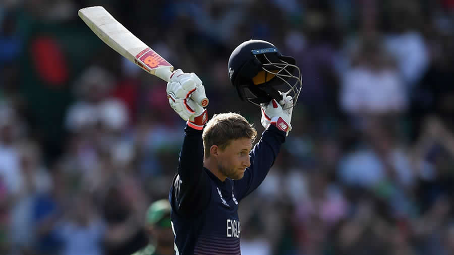 England ease to victory in opener
