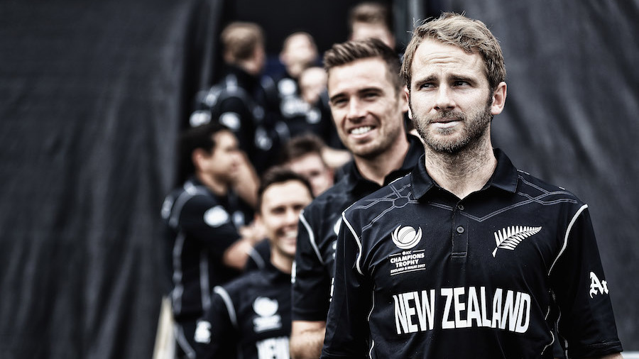 New Zealand elect to bowl against England