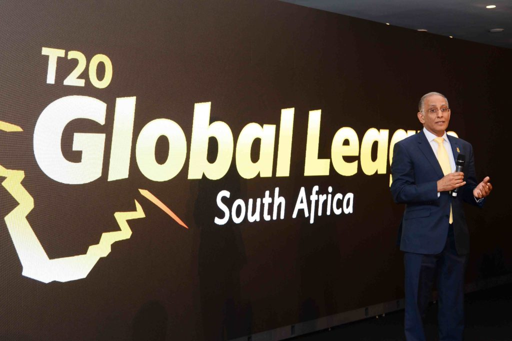 No transformation targets for T20 Global League