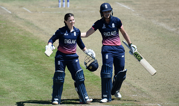 Record-breaking England sink Proteas