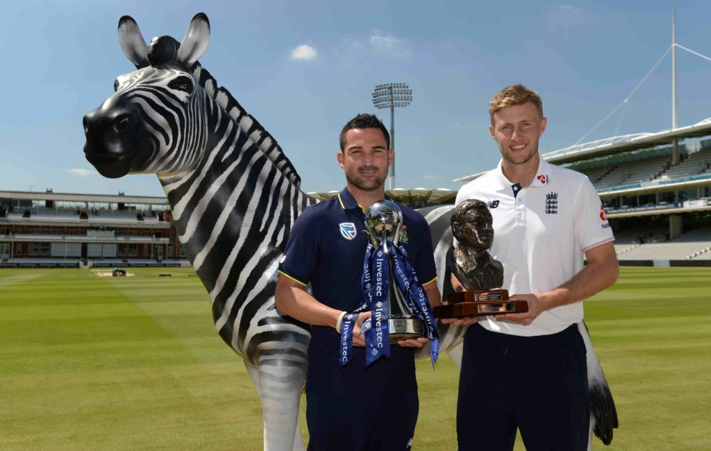 Proteas bowl first at Lord's