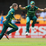 Lee, Van Niekerk destroy India