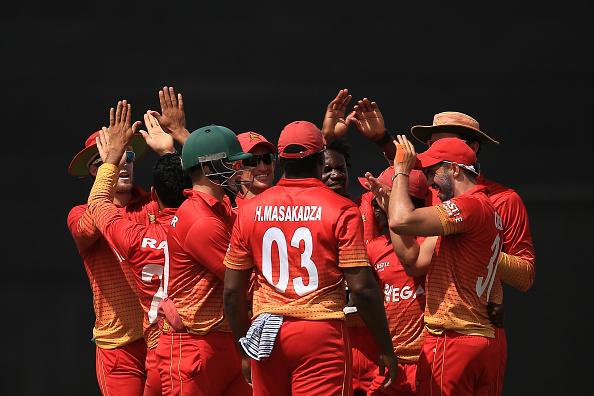 Zimbabwe claim first series against Sri Lanka