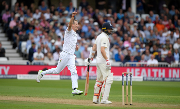 Morris wipes out England for 205