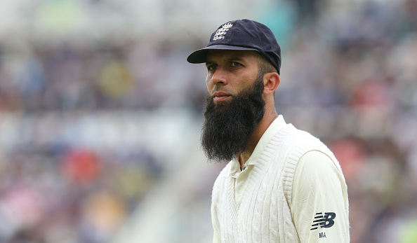 Ali pleased with England's position