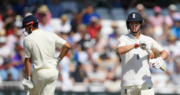 Ballance out of third Test