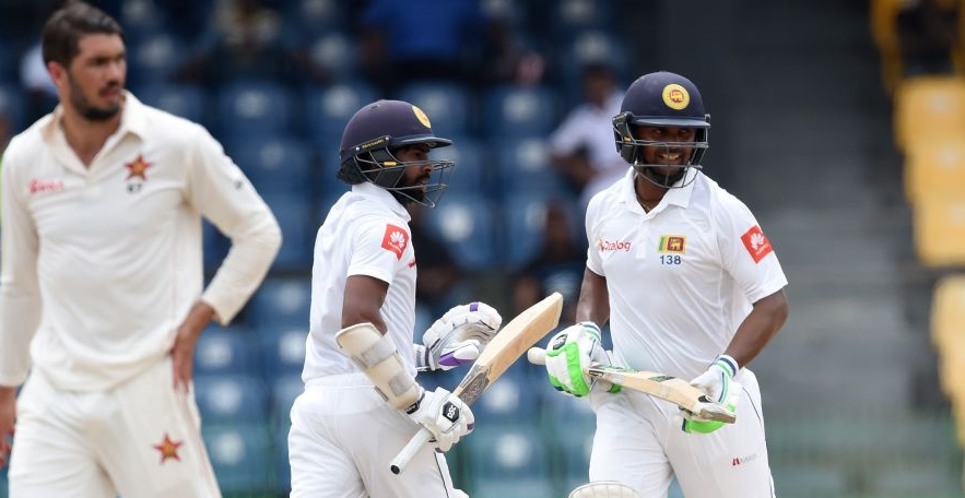 Sri Lanka record their highest ever run-chase