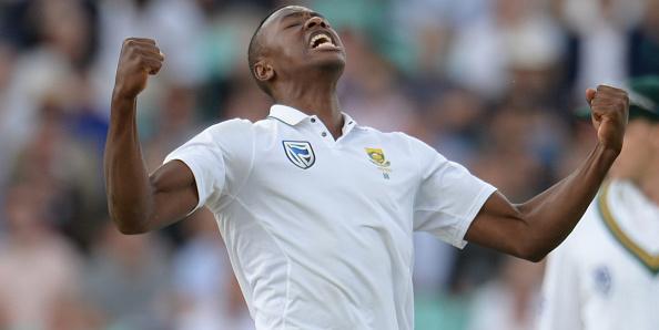 Rabada climbs to No 3 on Test list