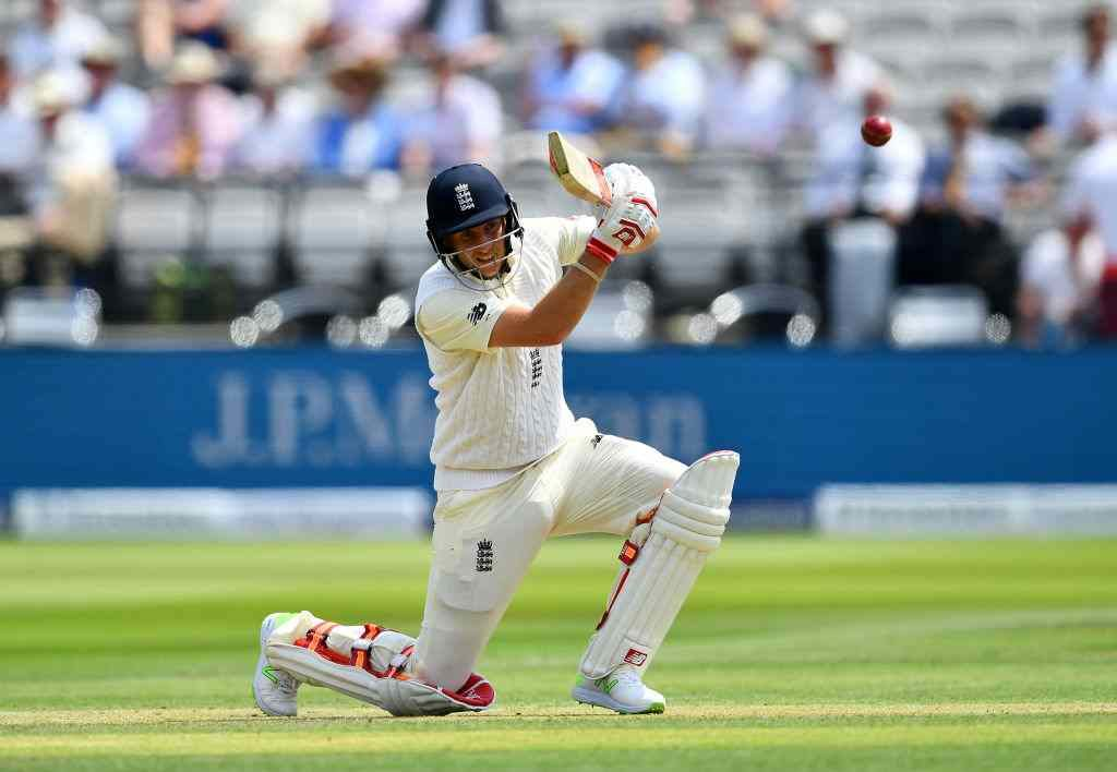 Root leads England recovery