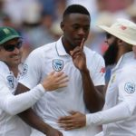 Rabada fined for gesture