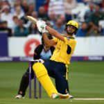 Rossouw fires Hampshire to victory