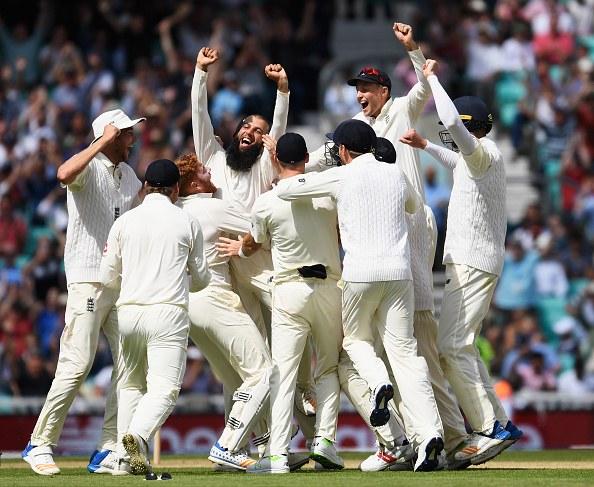 England power into series lead