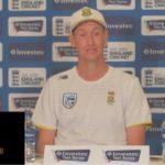 Morris lauds Faf captaincy