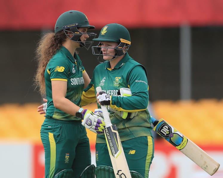 Lee, Wolvaardt star in win over NZ